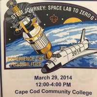Photo taken at Cape Cod Community College by Bill C. on 3/29/2014