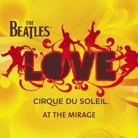 Foto scattata a The Beatles LOVE (Cirque du Soleil) da Bill C. il 3/11/2013