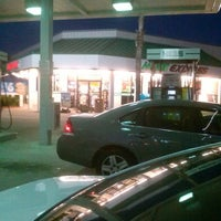 Photo taken at Hess Express by Marc M. on 2/22/2013