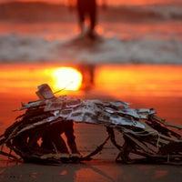Photo taken at Puerto huasco by Sebastian M. on 5/27/2015