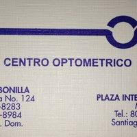 Photo taken at Centro Optometrico M by Adaisa S. on 12/28/2012