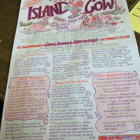 Photo taken at The Island Cow by Penny R. on 3/14/2013