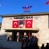 Photo taken at Mersin Garı by Seda A. on 1/3/2013