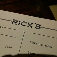 Photo taken at Rick's by Sam C. on 8/12/2013