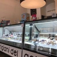 Photo taken at Le Artigiani del gelato by Johanna C. on 4/24/2018