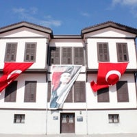 Photo taken at Atatürk Evi ve Müzesi by 🅱urcu 🇹🇷 on 9/20/2015