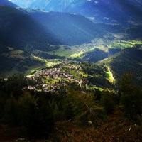 Das Foto wurde bei Bellwald - Ihr Schweizer Ferienort von Thorsten G. am 4/11/2013 aufgenommen