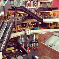 Photo taken at Melbourne Central by Mohammed U. on 3/10/2013