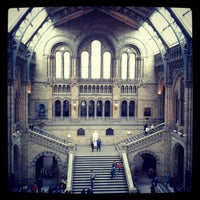 Photo taken at Natural History Museum by Daniela T. on 2/20/2013