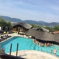 Photo taken at Castel Transilvania by Ra M. on 8/28/2015