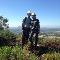 Photo taken at Morro do Cuscuzeiro by Raphael B. on 4/27/2014