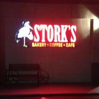Photo taken at stork's by Luke P. on 12/23/2012
