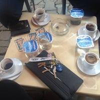 Photo taken at Kapris Tarot Cafe by GüL Y. on 2/16/2014
