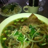 Photo taken at Pho Van Restaurant by ☠ Mr. Dai ☠ on 11/10/2012