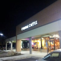 Photo taken at Caribou Coffee by Heidi K. on 12/29/2012