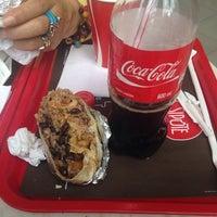 Photo taken at Sipote Burrito by Jeirson C. on 9/17/2014