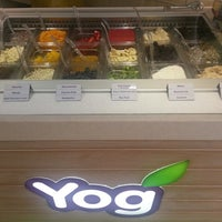 Photo taken at Yog by Carrie L. on 7/11/2013
