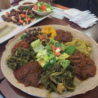Photo taken at Habesha Market and Carry-out by Alice Eunjin on 1/19/2016
