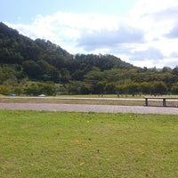 Photo taken at 大森山公園 by matsuki on 10/13/2013