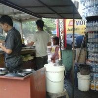 Photo taken at Martabak dan Terang Bulan (depan Pasar Telo) by Sugiyo W. on 5/21/2013