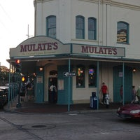 Photo taken at Mulate's Cajun Restaurant by Armando A. on 6/5/2013