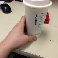 Photo taken at Starbucks by John D. on 1/4/2013