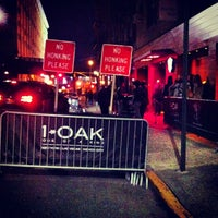 Photo taken at 1 OAK by Do L. on 4/15/2013