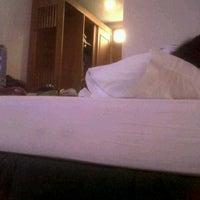 Photo taken at Griya Sentana Hotel by Marchya A. on 12/26/2012