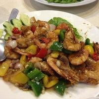 Photo taken at MM Seafood Iswara by Hiep P. on 4/5/2013