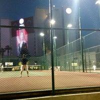 Photo taken at Arif Koçak Tenis Akademi by Hüseyin Jah S. on 5/18/2015