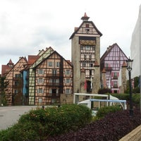 Photo taken at Colmar Tropicale by Muhammad H. on 5/2/2013