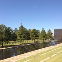 Photo taken at Oklahoma City National Memorial & Museum by John S. on 5/4/2013