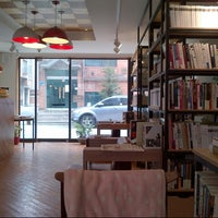 Photo taken at Book cafe 'The Story' by A-ram K. on 3/11/2014