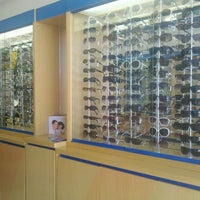 Photo taken at Visoptica Timbauba by Emanuella N. on 4/10/2013