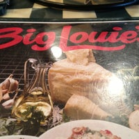 Photo taken at Big Louie's Pizzeria by Adam H. on 1/14/2013