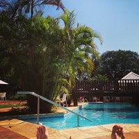 Photo taken at San Martin Hotel & Resort Foz do Iguaçu by Vianney S. on 5/3/2013
