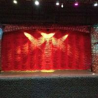 Photo taken at Teatro Aldama by XiMe L. on 3/16/2013