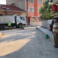 Photo taken at Zeki Müren Parkı by Karaca B. on 8/8/2017