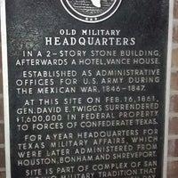 Photo taken at Sheraton Gunter Hotel San Antonio by Jason M. on 11/6/2012