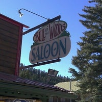 Photo taken at Bull O' The Woods Saloon by Jason M. on 10/30/2012