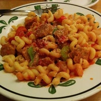 Photo taken at Olive Garden by budi on 5/12/2014