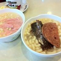Photo taken at Green River Restaurant 翠河餐廳 by Jacob C. on 4/1/2013