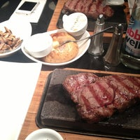Photo taken at Steak & Co. by Minna C. on 3/27/2013