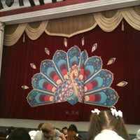 Photo taken at Театр кукол «Экият» by Guzel ;. on 7/12/2013
