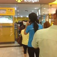 Photo taken at ธนาคารกรุงศรีอยุธยา (KRUNGSRI) by Pawarun on 9/1/2014