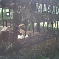 Photo taken at Masjid Salman ITB by Farah F. on 1/2/2013