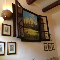 Photo taken at Ristorante Il Merlo by Marco G. on 5/24/2013