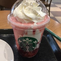 Photo taken at Starbucks by むーすけ on 5/18/2016