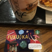 Photo taken at Starbucks by むーすけ on 10/13/2016