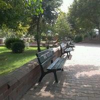 Photo taken at halil Rıfat paşa taşkizak parki by Bilal A. on 8/29/2014